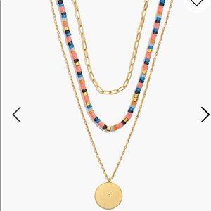 Madewell Festivity Necklace Set